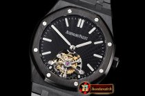 Audemars Piguet Royal Oak Tourbillon PVD/PVD Black R8F Flying Tourb