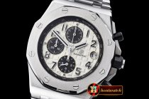 Replica Audemars Piguet Royal Oak Offshore SS/SS 2016 Safari Off