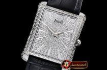 Piaget Emperador Diamonds DIAM/SS/LE Diams KZF Miyota 9015
