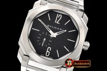 Bvlgari Octo Finissimo SS/SS Black BVF Asia BVL138