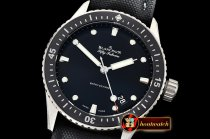 Blancpain Fifty Fathoms Bathyscaphe TI/NY Black GF Asia 1315 Mod