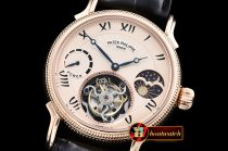 Patek Philippe Complications MoonPhase Day/Ngt PR RG/LE Rose G -