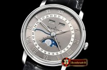 Blancpain Villeret Complications SS/LE Grey OMF V2 Miyota 9015