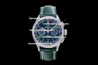 BSW200429D - Breitling Premier Asia 7750 Automatic Movement 42MM AB0118A11L1X1