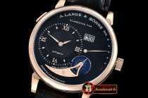 A Lange and Sohne Moonphase RG/LE Black Asia 23J
