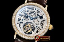 Piaget Altiplano Skeleton Tourb RG/LE Diam Manual Wind Tourb