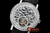 Piaget Altiplano Skeleton Tourb Diams SS/LE Engr Tourbillon