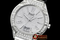Piaget Polo Diamonds SS/LE Diam White MKF Miyota 9015