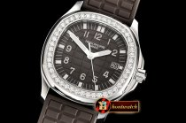 Patek Philippe Aquanaut Ref.5067A 35mm SS/RU Brown PPF Swiss Qtz