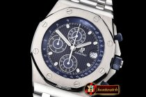 Audemars Piguet Royal Oak Offshore 25th Annv 26237ST SS/SS JF A7750