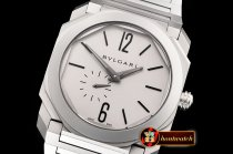 Bvlgari Octo Finissimo SS/SS Silver Grey BVF Asia BVL138