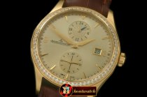 JL067C - Master Duo Time YG/LE Gold Asian 2824
