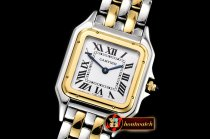 Cartier Panthere Secrete De Ladies YG/SS GF Swiss Quartz