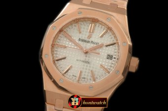 AP0327A - Royal Oak 15450 RG/RG White AP 3120