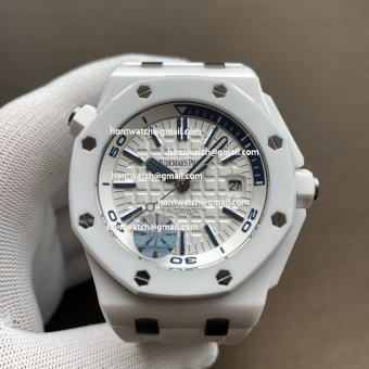 AP200429B - Audemars Piguet Royal Oak Offshore Quartz JF 3120 Automatic Movement 42MM AP15710