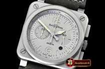 Bell&Ross BR03-94 Horolum Chronograph SS/LE Grey Asia 7750