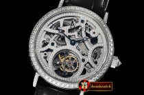 Piaget Altiplano Skeleton Tourb SS/LE Diam Manual Wind Tourb