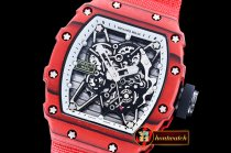 Richard Mille RM035-01 Rafael Nadal Red FC/NY Blk/Wht Miyota Mod