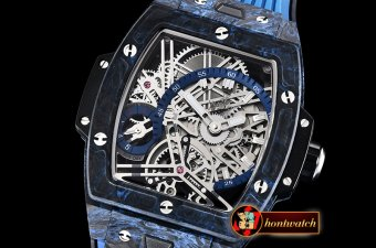 Hublot Spirit of Big Bang Tourb Carbon Blue FC/RU Asia 23J