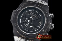 Hublot Big Bang Unico Sapphire 45mm PL/RU Skele SF Blk A7750