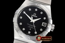 Omega Constellation Co-Axial 38mm SS/SS B Diam VSF Asia 8500