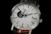 Replica Piaget Altiplano Duo Jour SS/LE White Jap Miyota 9015