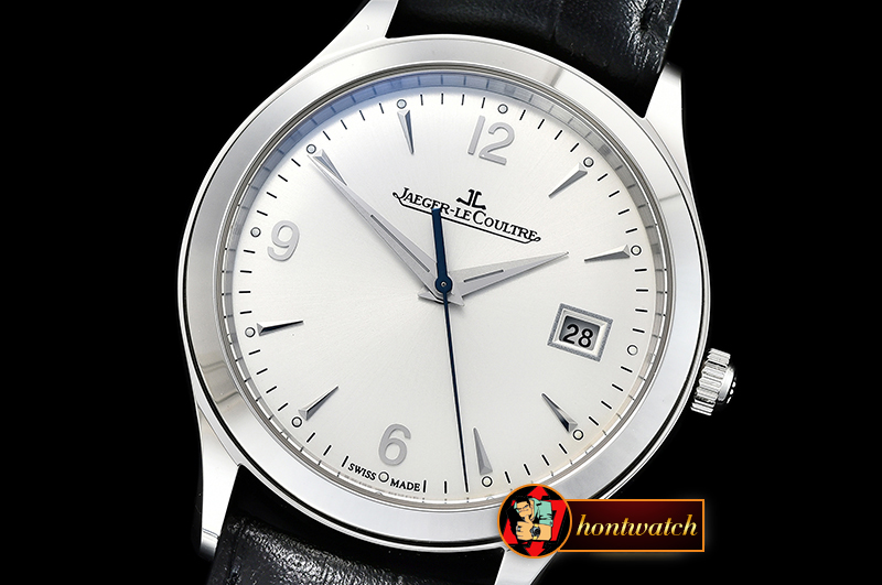 JAEGER LE COULTRE Master Grande Ultra Thin 1548420 SS/LE White ZF Asia 23J