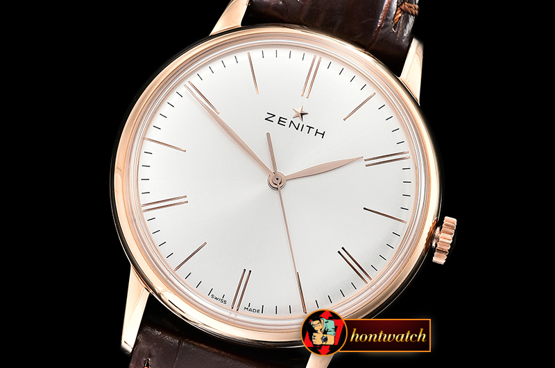 ZEN034A - Zenith Elite 150th Annv. RG/LE White LHF MY9015 Mod