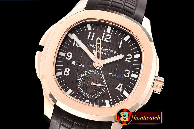 PP0280 - Travel Time Aquanaut 5164A RG/RU Brown Asia 23J Mod