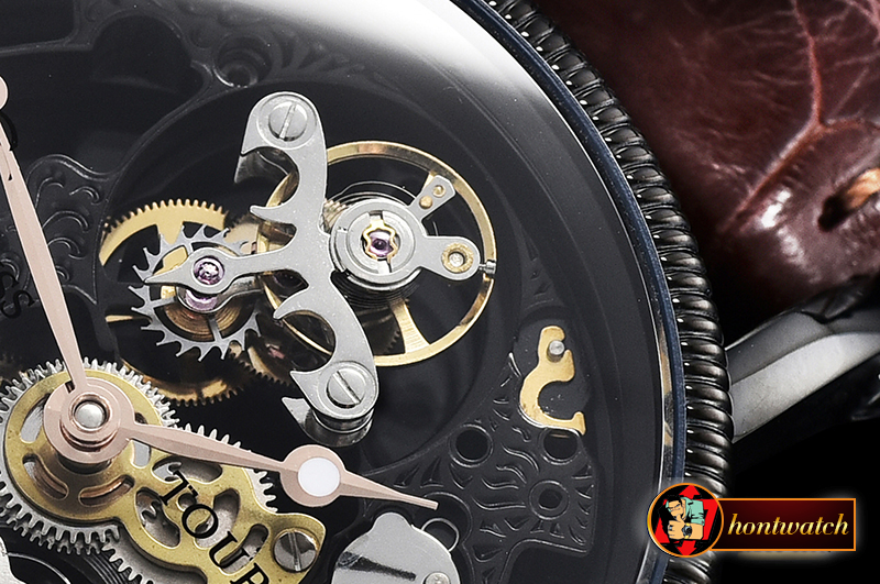 Chronoswiss Tourbillon PVD/LE Skele Asia Flying Tourb